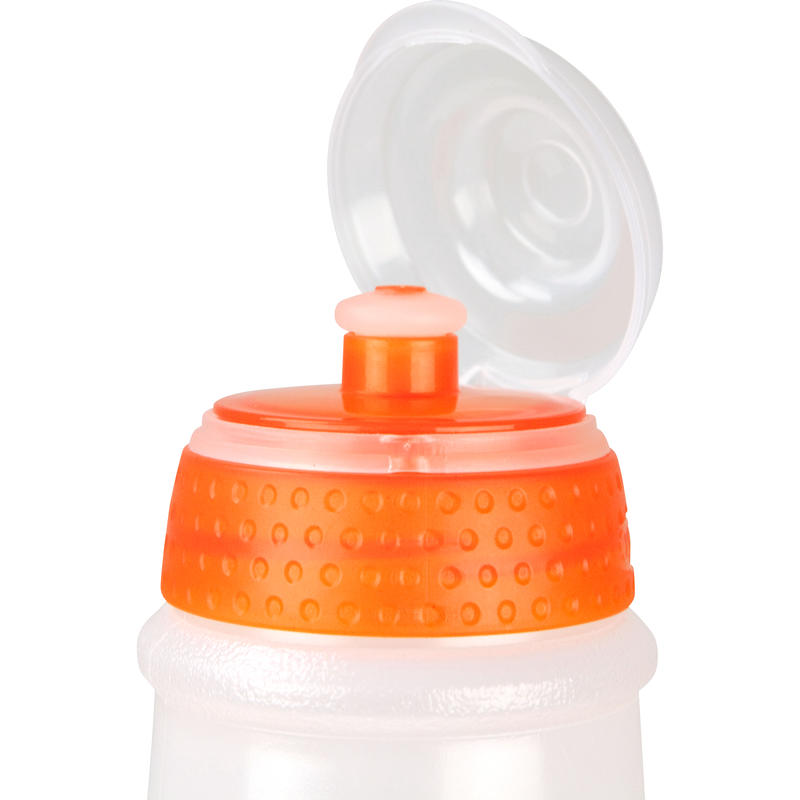 Botella sport naranja 600 ml