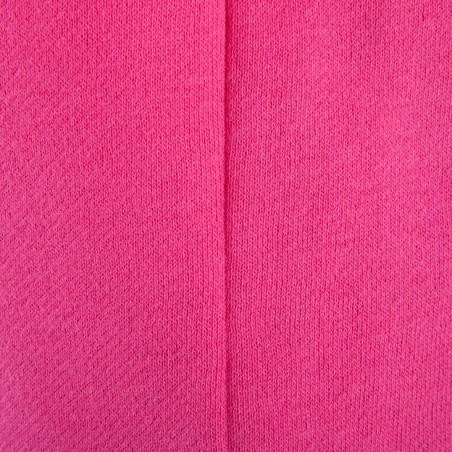 Warm'y Baby Fitness Tracksuit - Pink/Navy
