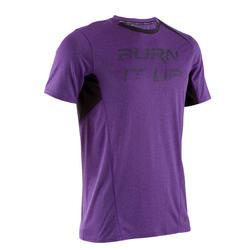 Tee shirt violet...