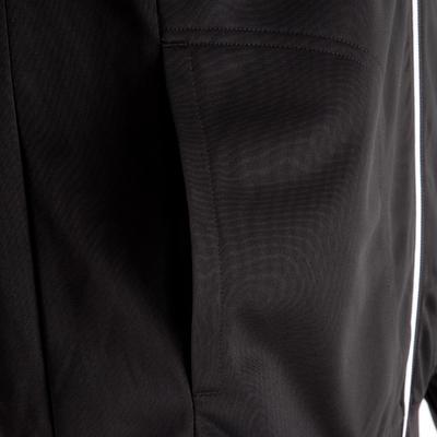 بدلة رياضية بسيطة لكمال الأجسام – أسود