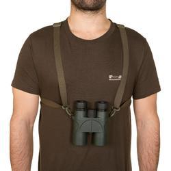 用於攜帶雙筒望遠鏡的彈性線束