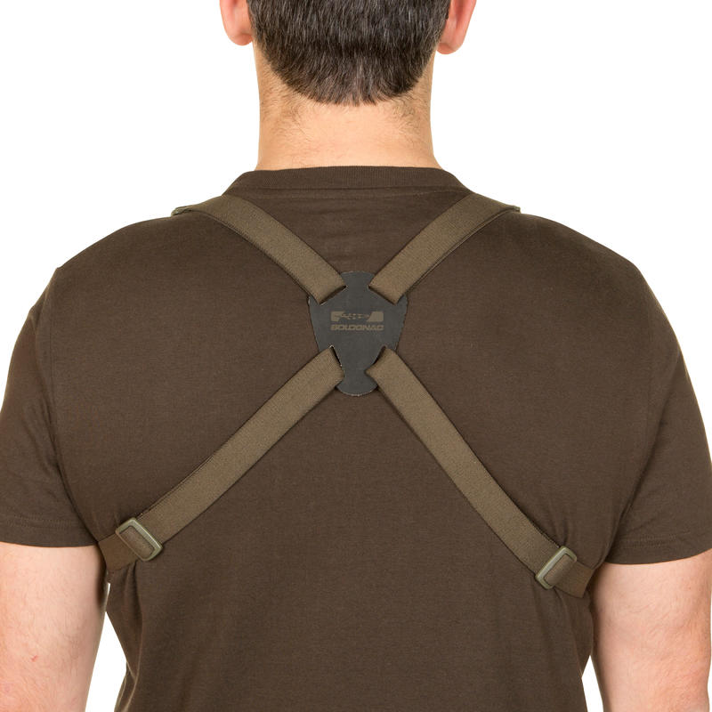 WILD DISCOVERY ELASTIC HARNESS FOR CARRYING BINOCULARS