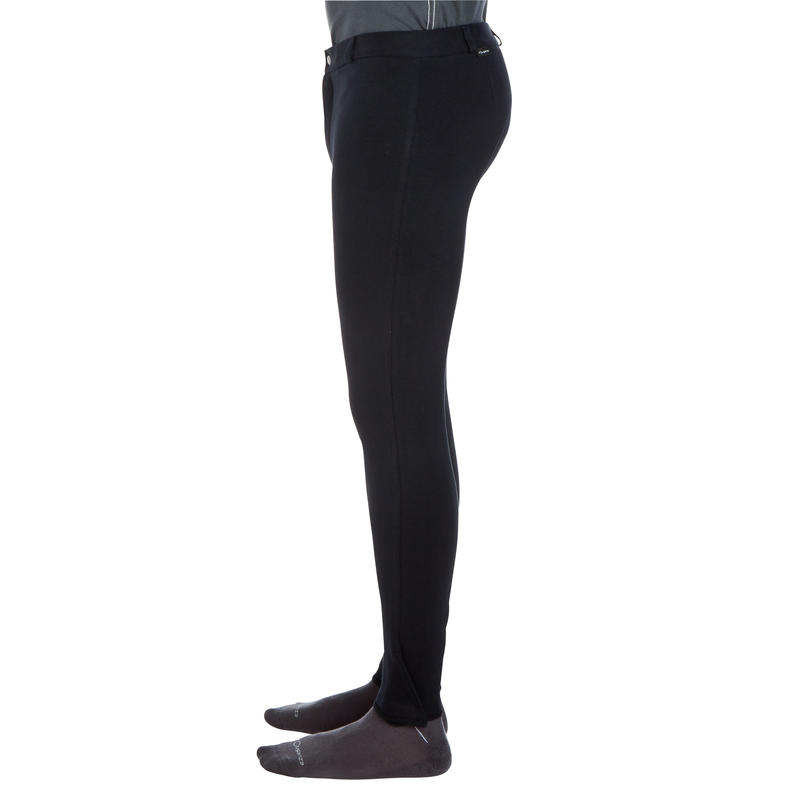 Pantalon équitation homme SCHOOLING noir
