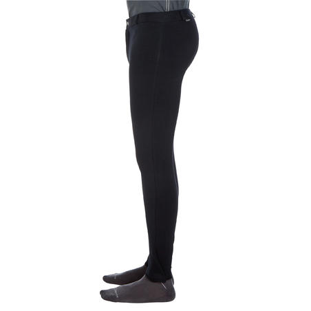 Schooling Horse Riding Jodhpurs - Black