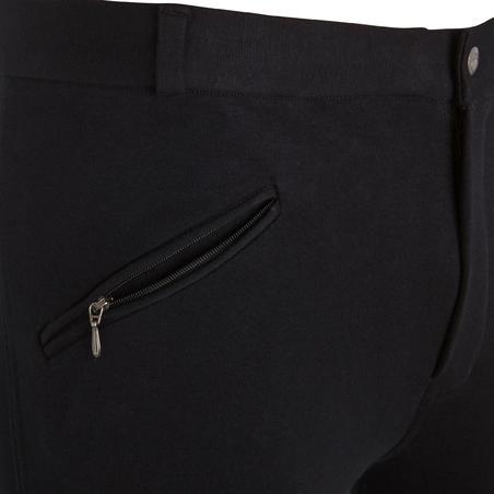 Celana Berkuda Jodhpurs - Hitam