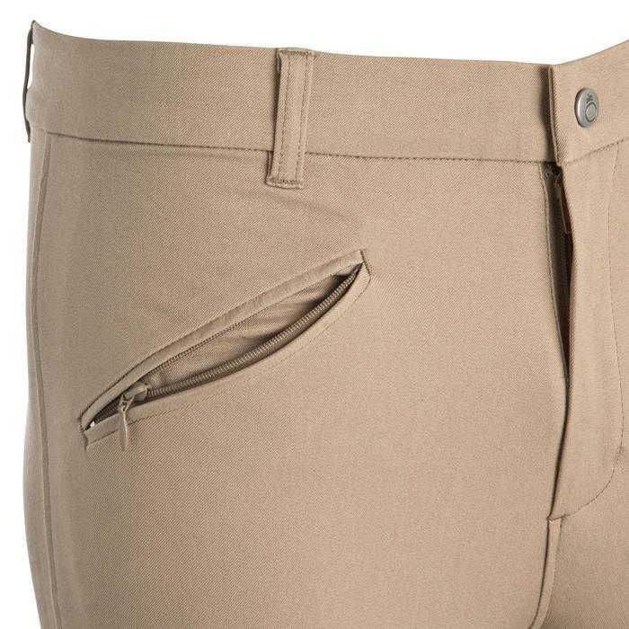 Pantalon équitation homme BASIC caramel