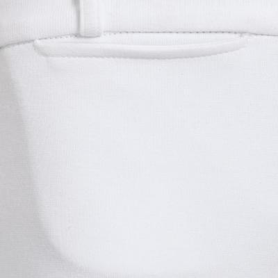 Дитячі бриджі 100 для кінного спорту - Білі