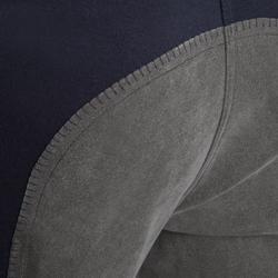 Damesrijbroek Accessy 300 met kunstleren zitvlak - 339255