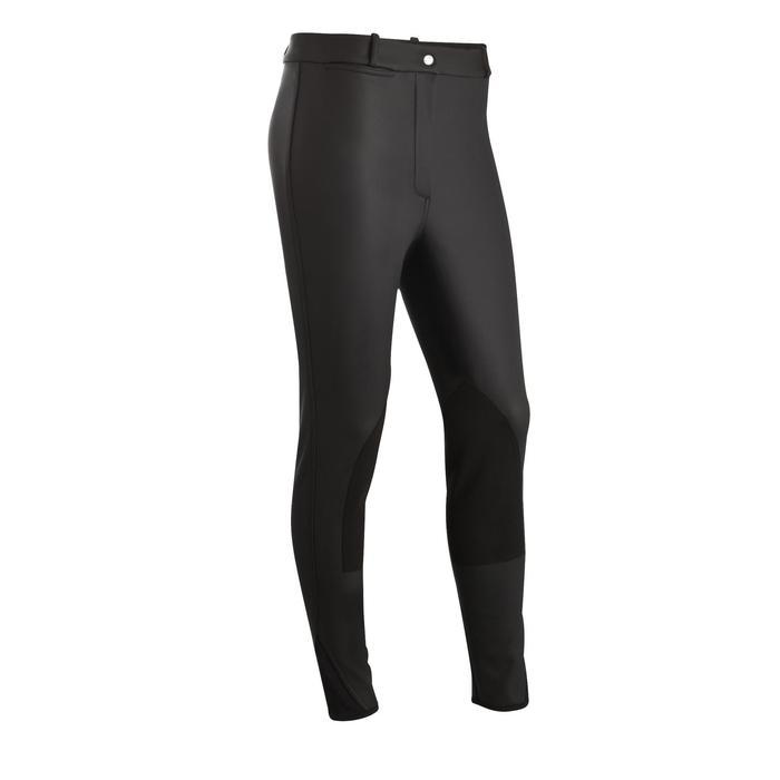 Pantalon chaud imperméable équitation enfant KIPWARM - 339260