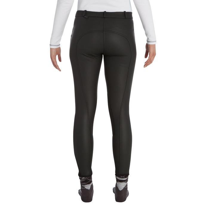 Pantalon chaud imperméable équitation enfant KIPWARM - 339263