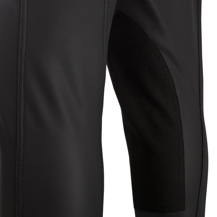 Pantalon chaud imperméable équitation enfant KIPWARM - 339271
