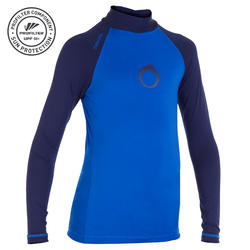 TOP UV 100 Jr ML Bleu