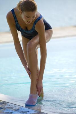 Aquafun aquafitness shoes - White Blue