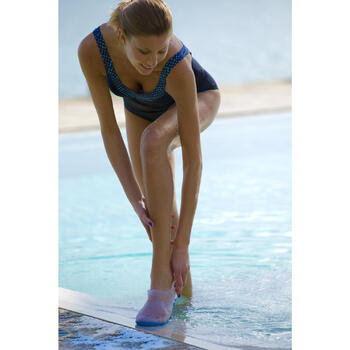 Chausson aquagym aquafitness AQUADOTS - 339821
