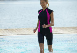 Aquabike top voor dames - 339823