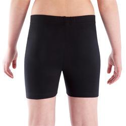 Sportbroekje gymbroek shorts meisjes zwart