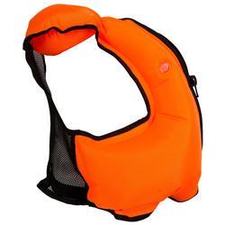 成人款浮潛浮力背心-橘色