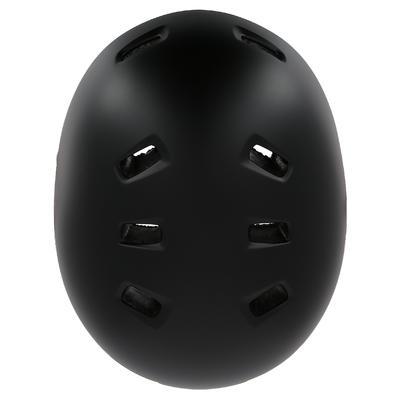 MF 5 Inline Skating Skateboarding Scootering Cycling Helmet - Black