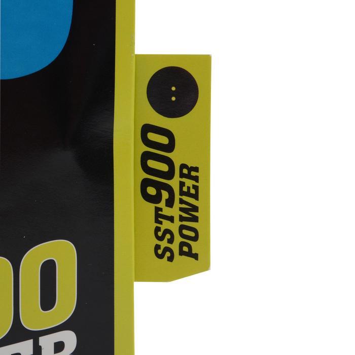 SST900 壁球球拍線 - 黑色