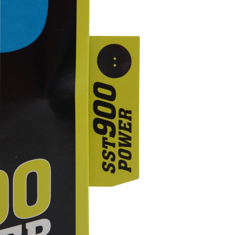 SST900 Squash String - Black