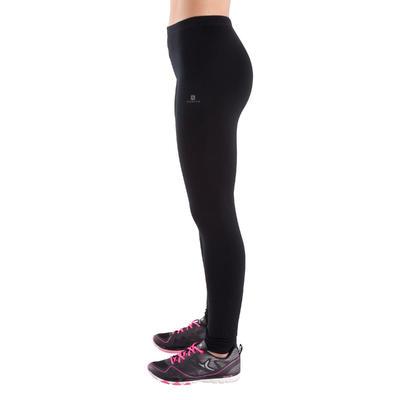 Legging slim SALTO, fitness femme, noir