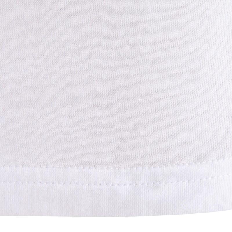 Gentle Gymnastics, Yoga and Pilates Long-sleeved T-shirt - White