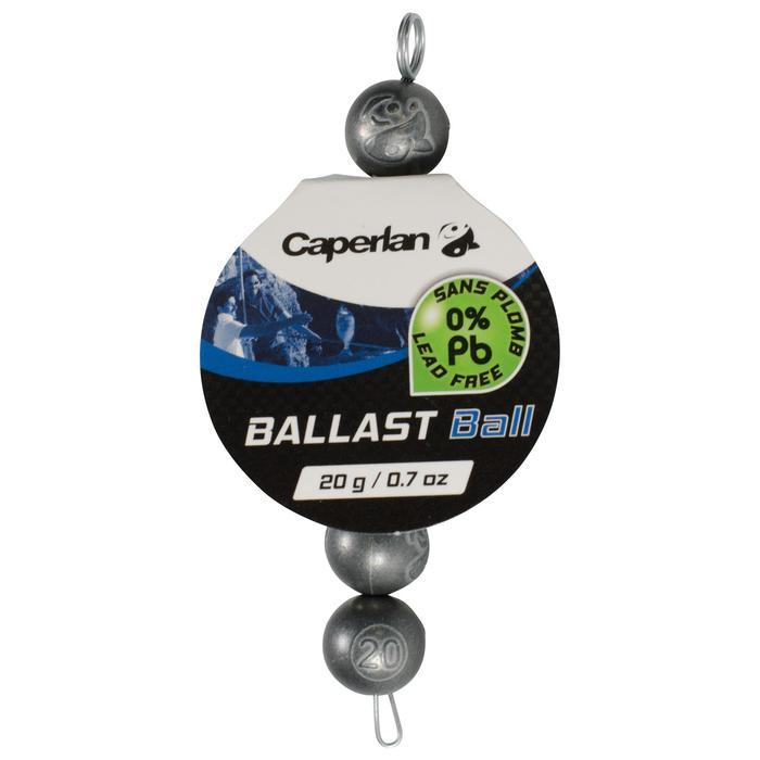 LEST DE PÊCHE EN MER BALLAST BALL - 342799