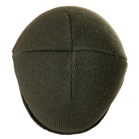 300 Warm Knitted Hunting Hat - Green
