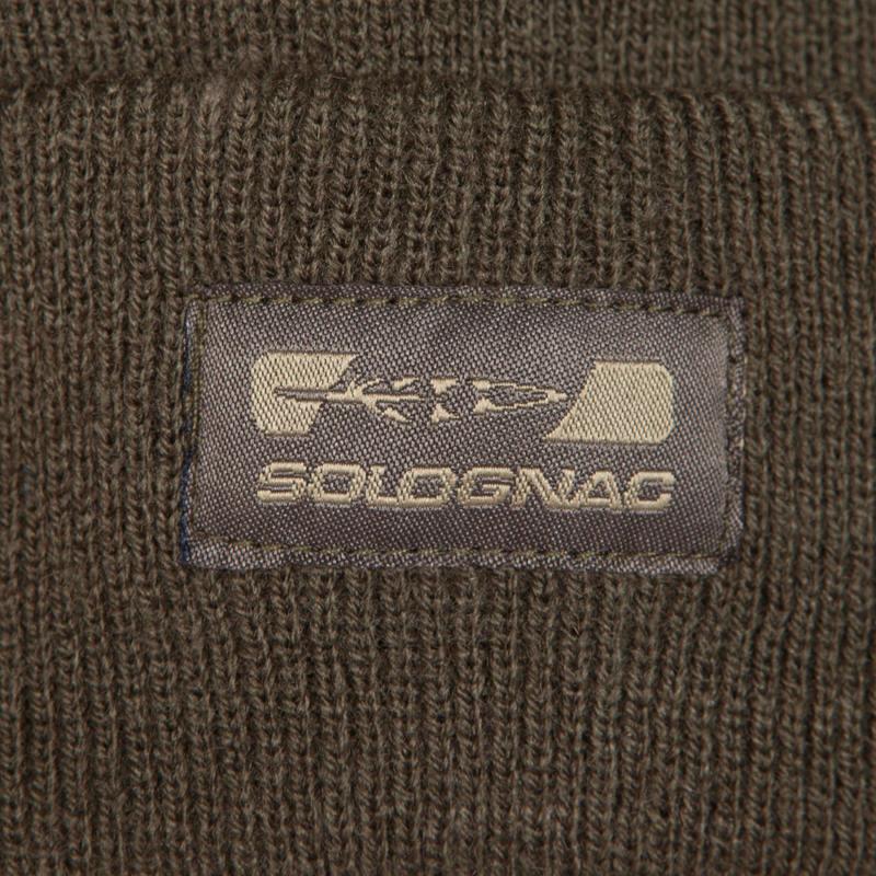 Bonnet chasse 300 iroko marron