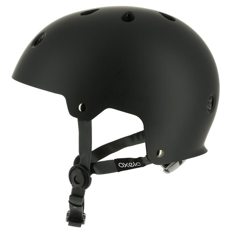 Kids Skateboard Scooter Skating Helmet Play 5- Black