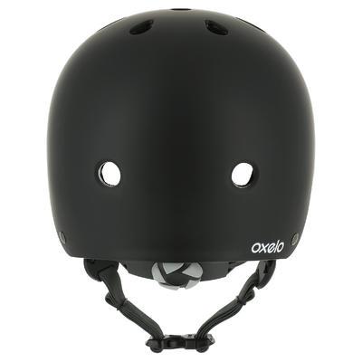 خوذة التزحلق على الجليد/ التزلج/ ركوب الاسكوتر/ قيادة الدراجات - لون أسود