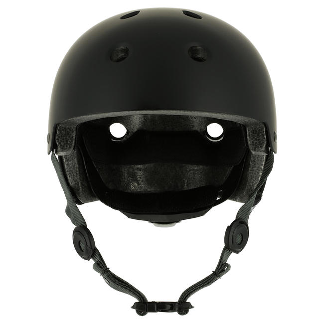 Play 5 Skateboard Scooter Skating Helmet - Black