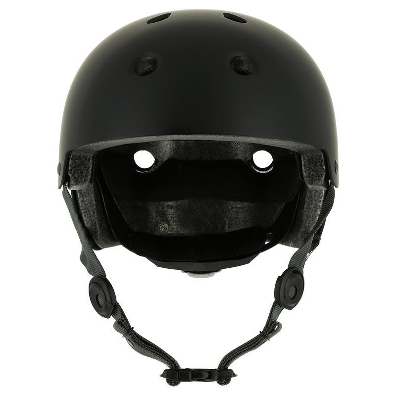 Play 5 Skateboard Scooter Skating Helmet - Black