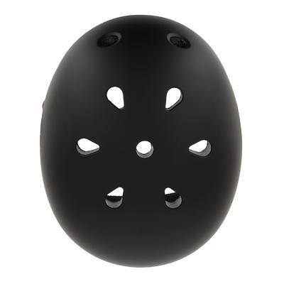 Шолом Play 5 для їзди на роликах, скейтборді, самокаті - Чорний