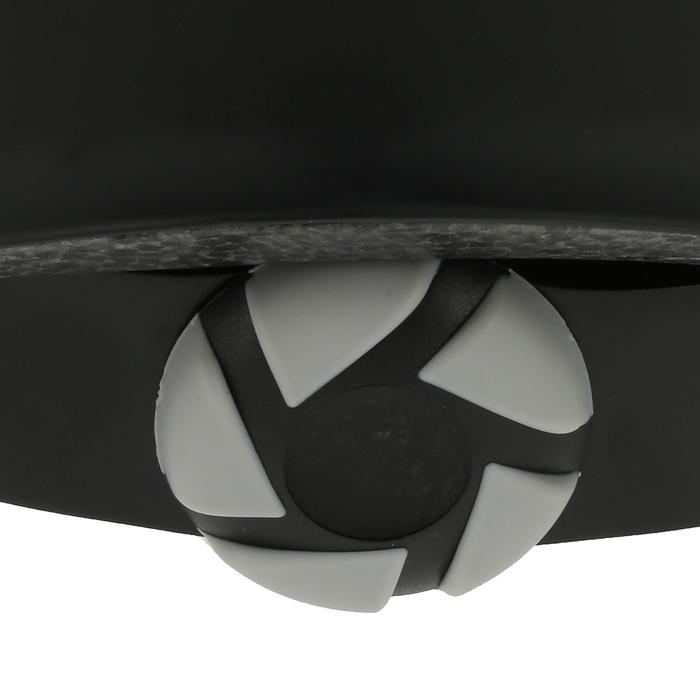 Casque roller skateboard trottinette PLAY 5 noir