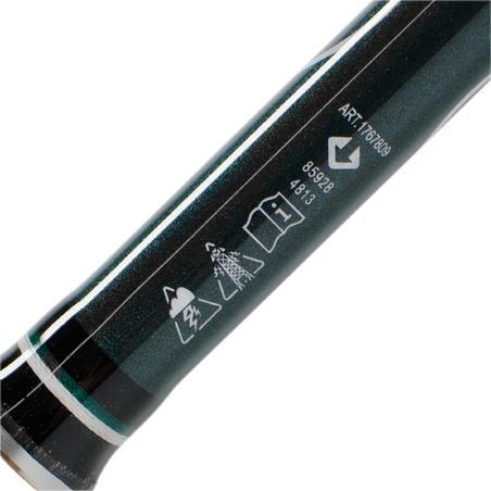 Light 330 Feeder Rod Feeder Fishing Rod - Black