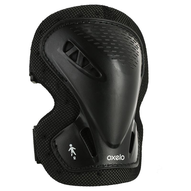 SET OF 3 ADULT ROLLER/SKATE PROTECTIONS - BLACK
