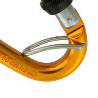 Screw snap hook for climbing and mountaineering - Spider HMS BLC