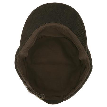 """Vandeniui atspari """"Sentier"""" raitelio kepurė suaugusiems – ruda"""