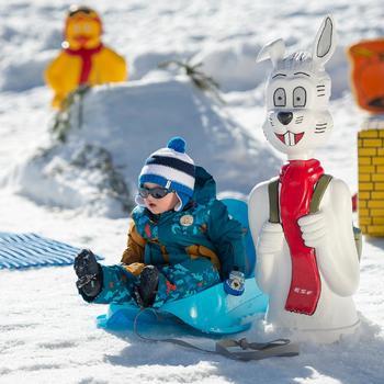 Traîneau à neige pour les bébés, Bobee Bob, bleu - 344554