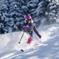 Ski-jas dames Midslide allover Wed'ze - 344625