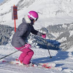 Ski-jas dames Midslide allover Wed'ze - 344629