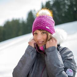 Ski-jas dames Midslide allover Wed'ze - 344813