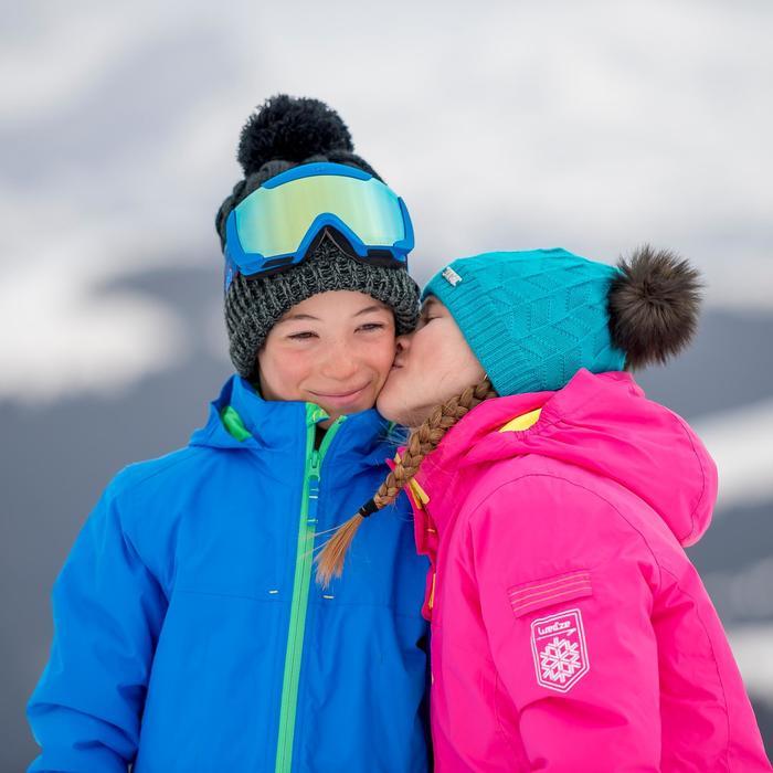 Veste ski enfant fille FIRSTHEAT - 344825