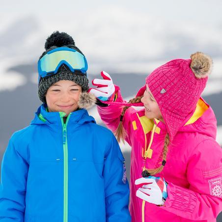 Firstheat Girls' Ski Jacket - Pink