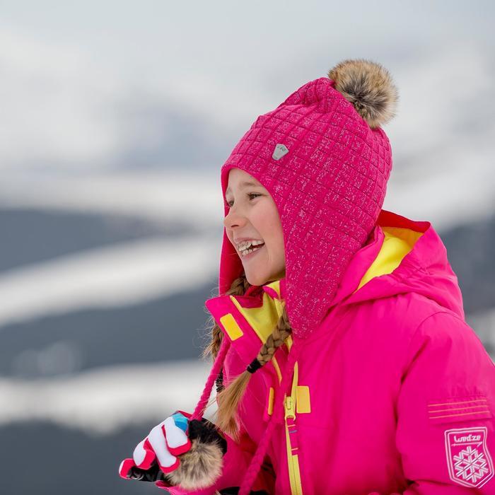 Veste ski enfant fille FIRSTHEAT - 344828