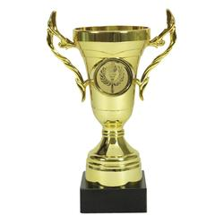 Pokal C100 gold 16cm