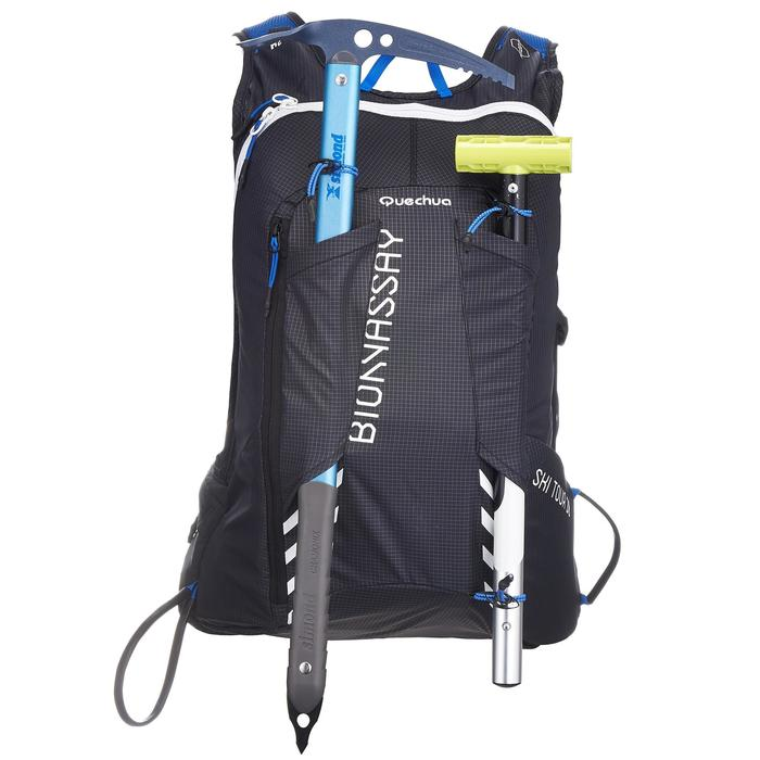 Sac à dos de ski de randonnée bionnassay skitour 20l - 345091