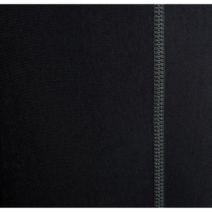 Collant ski de fond chaud junior noir - 345355