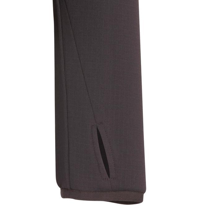 Langarmshirt SH500 Active Warm Herren khaki